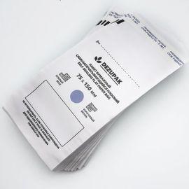 Крафтпакеты DEZUPAK белые 75х150 (100 шт/уп) 1  315