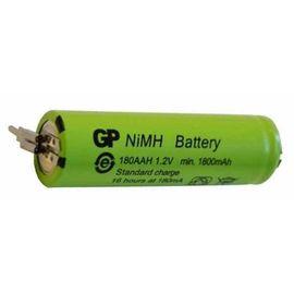 Аккумулятор на Moser  EasyStyle 1800 мАч, NiMH арт. 1852-7531 1  664