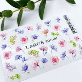 Наклейки Laque STICKY STIKERS #3DS-01 1  140