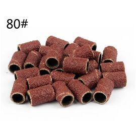 Песочный колпачок-трубочка коричневый SIMPLE 7 диаметр 80 грит 1  5