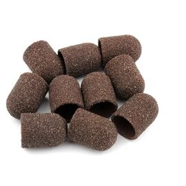 Песочный колпачок коричневый STANDART 10 диаметр 120 грит 1  29
