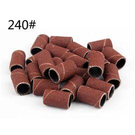 Песочный колпачок-трубочка коричневый SIMPLE 7 диаметр 240 грит 1  5