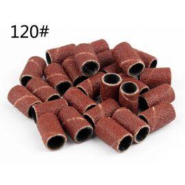 Песочный колпачок-трубочка коричневый SIMPLE 7 диаметр 120 грит 1  5