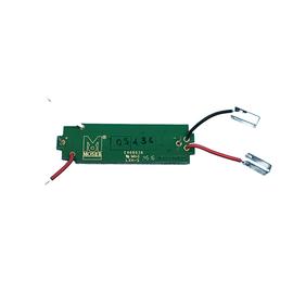 Плата с аккумулятором на Moser ChroMiniPro, Moser T-Cut арт. 1590-7830, 1800 мАч (мод. HG Q,  адаптер 6000) 1  1700