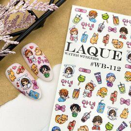 Слайдер-дизайн  Laque WB-112 1  120