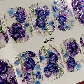 Хрустальный слайдер 3D-303 1  120