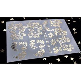 Слайдер-дизайн  Laque F-07 (золото) 1  60