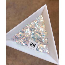 3d пайетки алмазы единорог 1  70