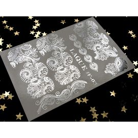 Слайдер-дизайн  Laque F-03 (серебро) 1  60