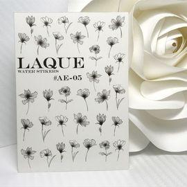 Слайдер-дизайн  Laque AE-05 чёрный 1  100
