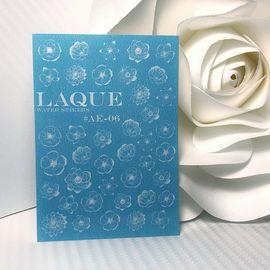 Слайдер-дизайн  Laque AE-06 белый 1  100
