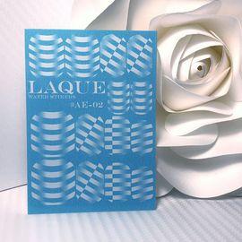 Слайдер-дизайн  Laque AE-02 белый 1  100