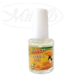 MiiS Mineral Oil, Масло питательное для кутикулы Манго, с кисточкой 10 мл 1  150