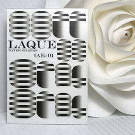 Слайдер-дизайн  Laque AE-01 чёрный 1  100