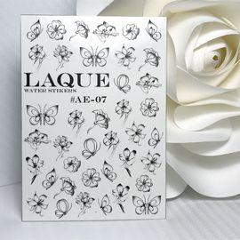 Слайдер-дизайн  Laque AE-07 чёрный 1  100