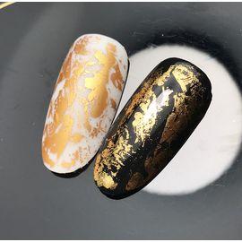 Фольга для литья 1 метр золотая 1  50