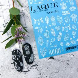 Слайдер дизайн Laque АЕ-46 белый 1  100