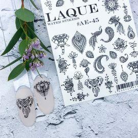Слайдер дизайн Laque АЕ-45 чёрный 1  100
