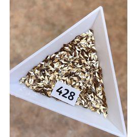 3d пайетки ромбы золото 1  70