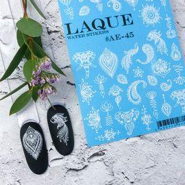 Слайдер дизайн Laque АЕ-45 белый 1  100