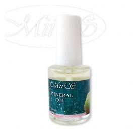 MiiS Mineral Oil, Масло питательное для кутикулы Груша, с кисточкой 10 мл 1  150