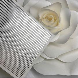 3D эластичные металлические наклейки полосы SILVER (гнутся) 1  140