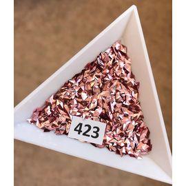 3d пайетки ромбы розовые 1  70