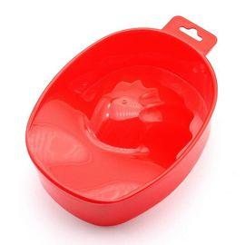 Ванночка для рук красная 1  75