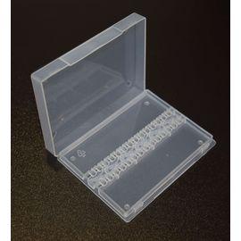 Контейнер для фрез книжка пластик 1  65