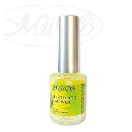 MiiS Gel Cuticle Remover 15 ml, Ремовер Гель для удаления кутикулы 15 мл 1  200
