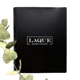 """Альбом для слайдер-дизайна """"LAQUE"""" на 160 карманов 1  750"""