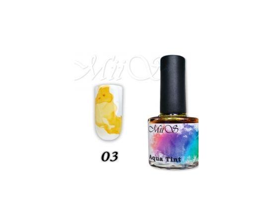 Miis Акварельные капли Aqua Tint Цвет № 3 1  180
