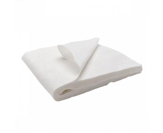 Полотенце спанлейс Комфорт белый 45х90 см 8 шт/упк(поштучно) 1  85