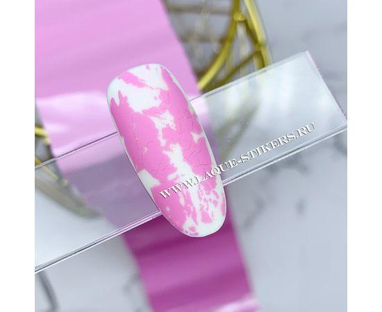 Фольга для литья 1 метр нежный розовый матовая 1  70