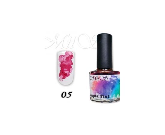 Miis Акварельные капли Aqua Tint Цвет № 5 1  180