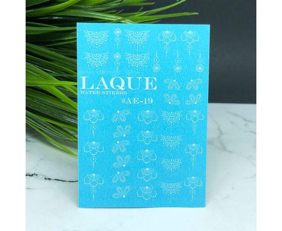 Слайдер-дизайн  Laque AE-19 белый 1  100