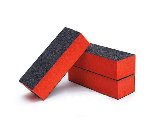 Баф оранжево-чёрный 80/100 1  30