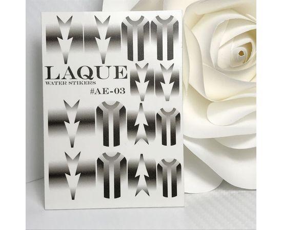 Слайдер-дизайн  Laque AE-03 чёрный 1  100