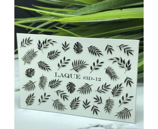 Слайдер-дизайн  Laque 3D-12 чёрный 1  120