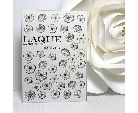 Слайдер-дизайн  Laque AE-06 чёрный 1  100