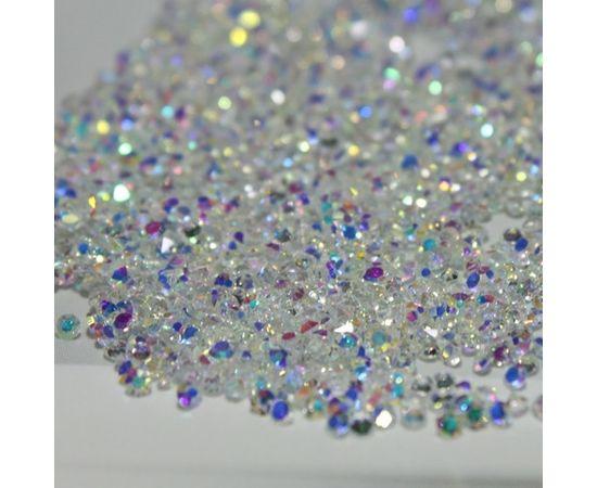Бульонки MIX Crystal Pixie прозрачные АВ (аналог) 1  250